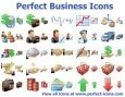 Perfect Business Icons