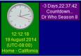 Chronos Clock
