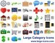 Large Category Icons