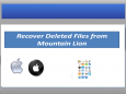 Recover Deleted Files from Mountain Lion