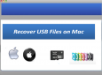 Recover USB Files on Mac