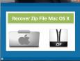 Recover Zip File Mac OS X