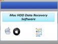 Mac HDD Data Recovery Software