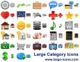 Different Category Icons Freeware