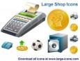 Large Shop Icons