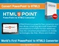 Free PowerPoint to HTML5 Converter