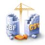 DBF to CSV