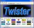 3D FontTwister text & button maker