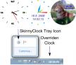 Skinny Clock 1.0 RC