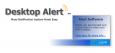 Desktop Alert Software