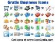 Gratis Business Icons