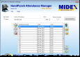 HandPunch Attendance Manager