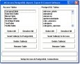 MS Access PostgreSQL Import, Export & Convert Software