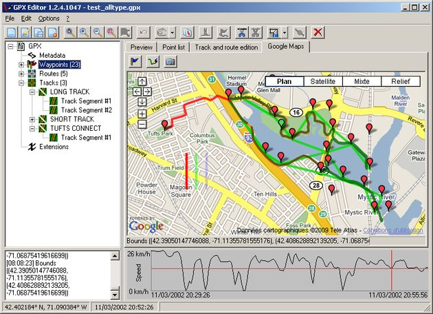 Gpx - Free Gpx Software Download