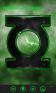 Green Lantern Clock