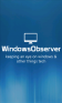 Windows Observer