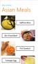 5 Asian Meals