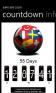 Euro 2012 Clock