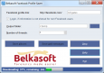 Belkasoft Facebook Profile Saver