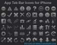 App Tab Bar Icons for iPhone