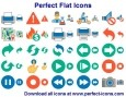 Perfect Flat Icons