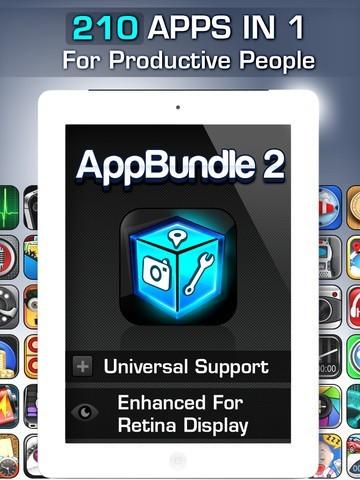 210 Apps In 1 : AppBundle 2