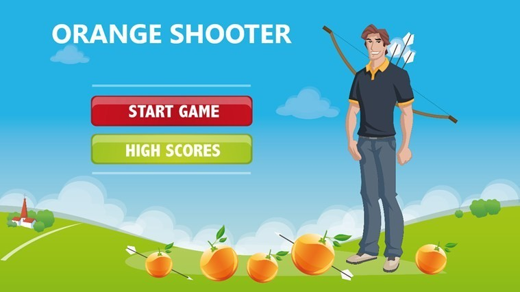 Orange Shooter