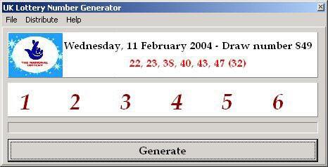 Uk Lottery Generator