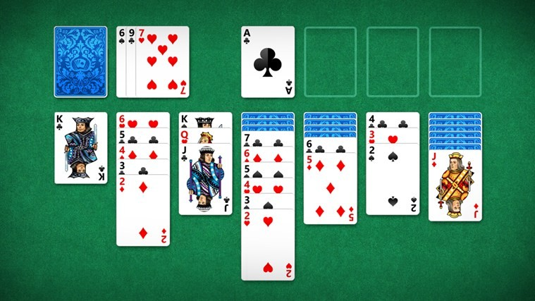Microsoft Solitaire Collection for Win8 UI