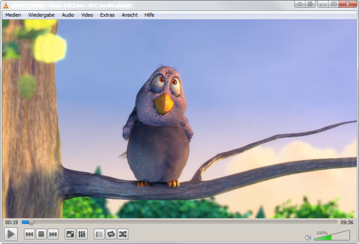 VLC Media Player x64 2.1.0 nighty