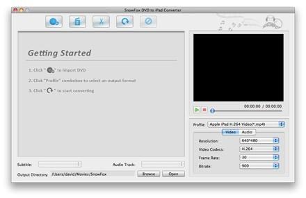 SnowFox iPad Toolkit for Mac