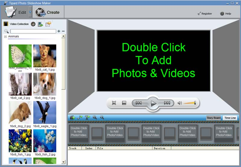 Tipard Photo Slideshow Maker