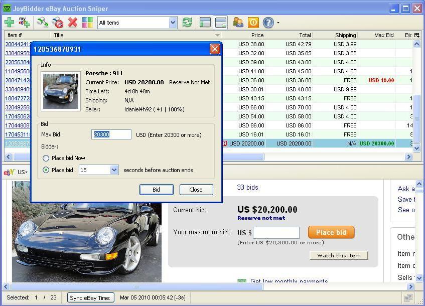 Ebay Bid Sniper >> Baygenie Ebay Auction Sniper Pro Free Baygenie Ebay