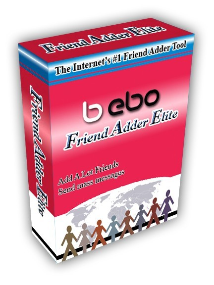 Bebo Friend Adder Bot