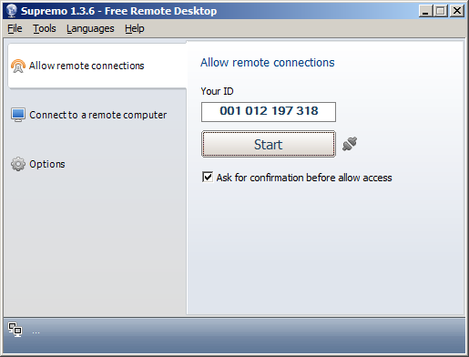 Supremo Remote Desktop 1.6.0 B1311