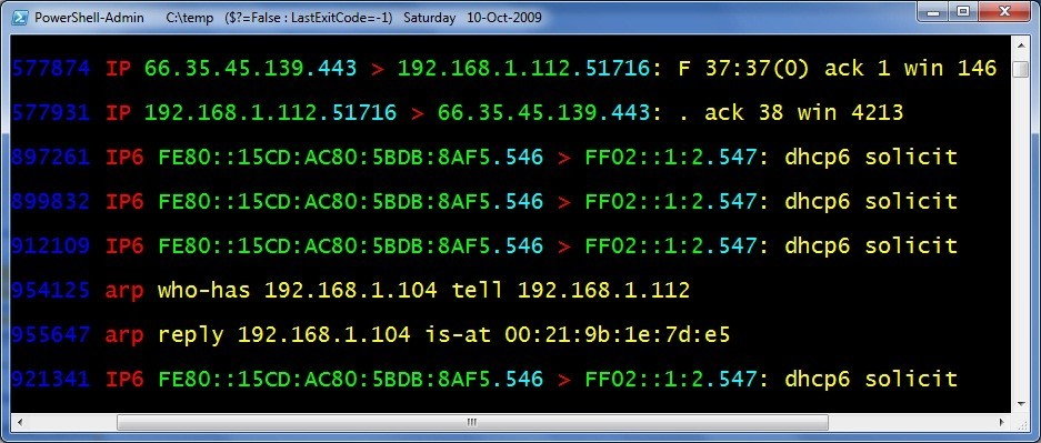 Tcpdump Command - Free Tcpdump Command Software Download