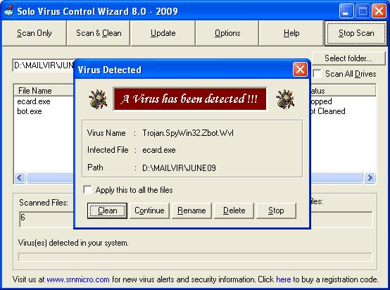 Solo Antivirus Software for Windows