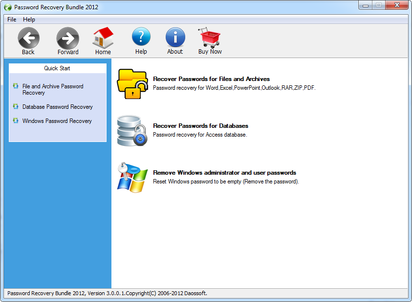 Download free Zip Password Recovery by ZIP Password Recovery v.1.0 ...