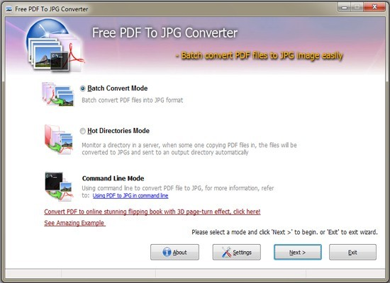 pdf to jpg converter filehippo