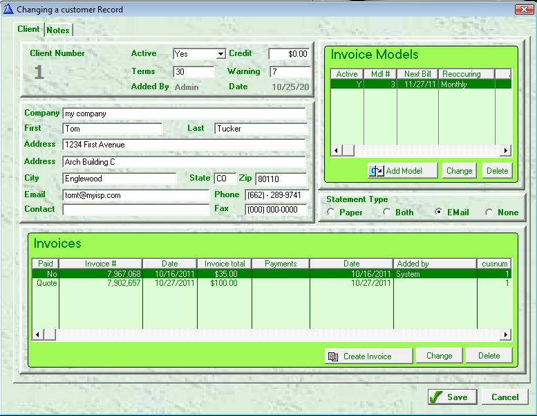 Access Invoice Database Free Download Hardhostinfo - Freeware invoice software