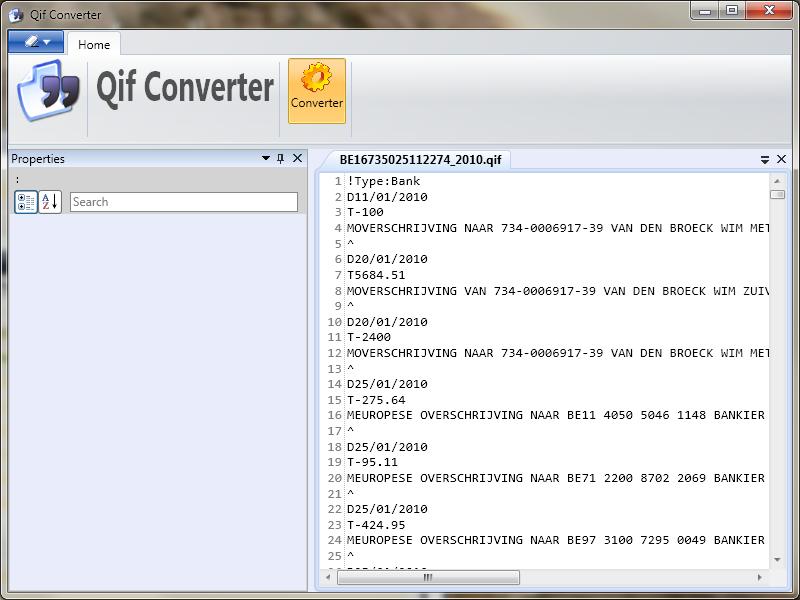 QifConverter