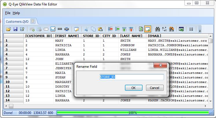 Q-Eye QlikView Data File Viewer Portable