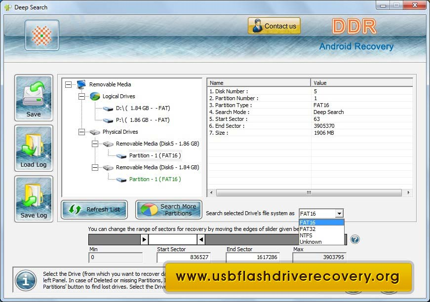 Android Photo Recovery Software