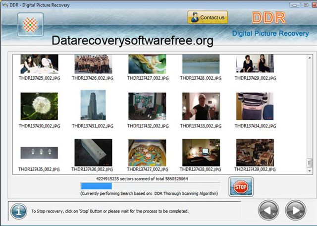 Pictures Recovery Software Free