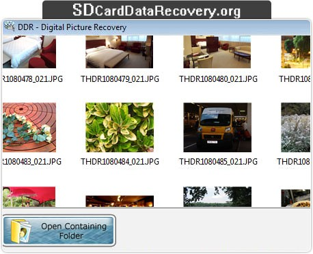 Picture Recovery Tool