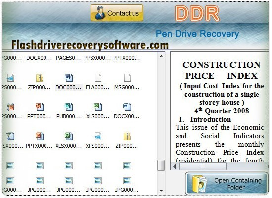 Thumb Drive Recovery Software