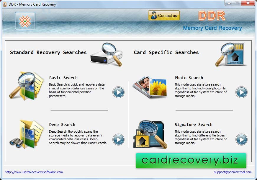 How to Recover Images from Memory Card