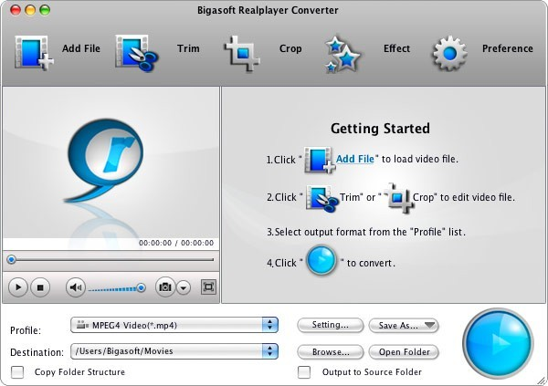 Realplayer Converter Mac