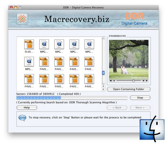 How to Recover Deleted File Mac
