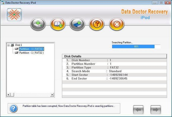 IPod Disk Repair Software
